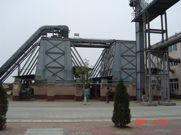 中间料仓螺旋输送机(1000-3000m3)